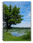 East Harbor State Park - Scenic Overlook 2 Spiral Notebook
