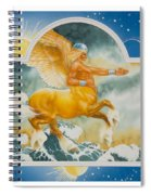 East Of The Sun West Of The Moon Spiral Notebook