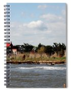 East Point Lighthouse II Spiral Notebook