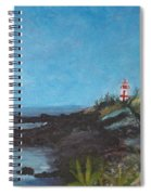 East Quoddy Head Lighthouse Spiral Notebook