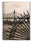 East River View Spiral Notebook