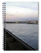 East River Vista 1 - Nyc Spiral Notebook