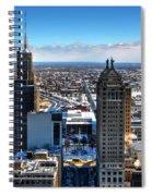East Side Winter 2013 Spiral Notebook