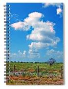 East Texas View Spiral Notebook