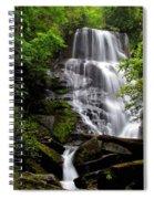 Eastatoe Falls II Spiral Notebook