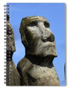 Easter Island 16 Spiral Notebook