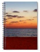 Easter Sunset Spiral Notebook