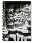 Eastern Beauty  Spiral Notebook
