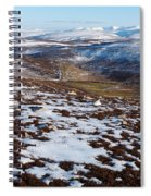 Eastern Cairngorms Spiral Notebook