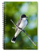 Eastern Kindbird  Spiral Notebook