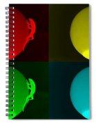 Eastern Lizards Spiral Notebook