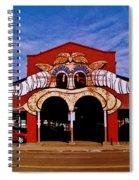 Eastern Market Painted Barn Spiral Notebook