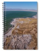 Eastern Side Of Mono Lake Spiral Notebook