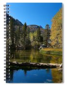 Eastern Sierras 13 Spiral Notebook