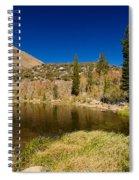 Eastern Sierras 18 Spiral Notebook