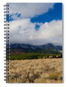 Eastern Sierras 24 Spiral Notebook