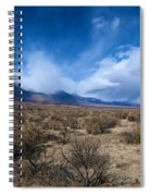 Eastern Sierras 4 Spiral Notebook