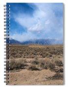 Eastern Sierras 8 Spiral Notebook
