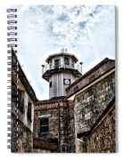 Eastern State Penitentiary Guard Tower Spiral Notebook