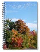 Eastman Lake Trail Spiral Notebook