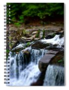 Easy Going Spiral Notebook