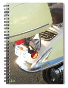 Easy Rider Or Not A Harley 2 Spiral Notebook