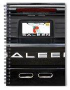 Easy Saleen Spiral Notebook