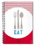 Eat Spiral Notebook