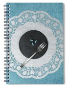 Eating Pills Spiral Notebook