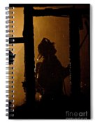 Truck Company Ops. Spiral Notebook