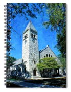 Eaton Chapel Spiral Notebook