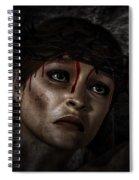 Ecce Femina Spiral Notebook