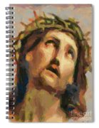 Ecce Homo Spiral Notebook
