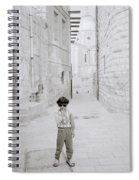 Innocence Of Childhood Spiral Notebook
