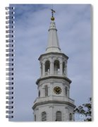 Ecclesiastical Law Spiral Notebook