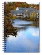 Echo Bridge Spiral Notebook