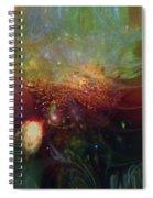 Echoes Spiral Notebook