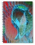 Echoing Seed Pod  Spiral Notebook
