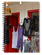 Eclectic Boutique Spiral Notebook