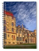 Eclectic Castle Spiral Notebook