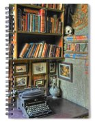 Eclectic Office Spiral Notebook