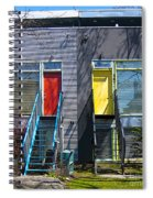 Eco-home Spiral Notebook