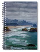 Ecola Viewpoint Spiral Notebook