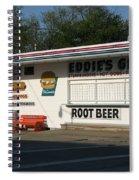 Eddie's Grill Spiral Notebook