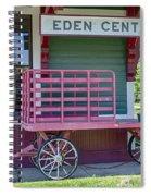 Eden Center Depot 1943 Spiral Notebook