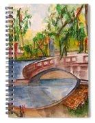 Eden Park Lake Spiral Notebook