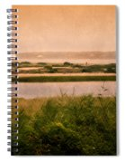 Edgartown Lighthouse Spiral Notebook