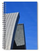 Edge Of Heaven - Architectural Photography By Sharon Cummings Spiral Notebook