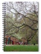 Edgewood Park New Haven Connecticut Spiral Notebook