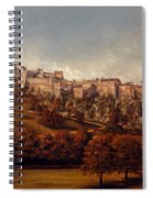 Edinburgh  Castle Spiral Notebook